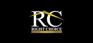 RIGHT CHOICE REALTY INTERNATIONAL